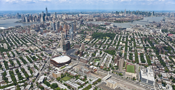 Atlantic Yards Aerials